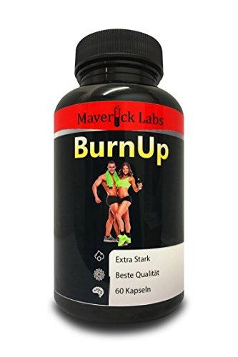 *Fatburner für Männer und Frauen – Ultimative Kombination aus ZEHN starken Zutaten zum Abnehmen – Guarana, Grüner Tee, Bitter Orange, Cayenne und vieles mehr!*
