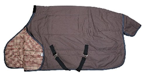 HKM Sports Equipment HKM Stalldecke -Canvas-, Taupe, 135