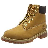 Timberland Unisex Kids 6 in Premium Wp Boot Jr 12909