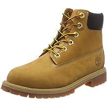 Timberland Unisex-Kinder 6-inch Premium Wp Klassische Stiefel