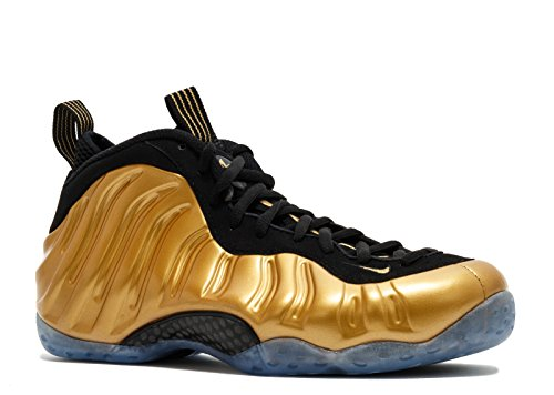 Nike Air Foamposite One - 'Metallic Gold' - 314996-700 - Size 10.5 - (Nike Air Foamposites)