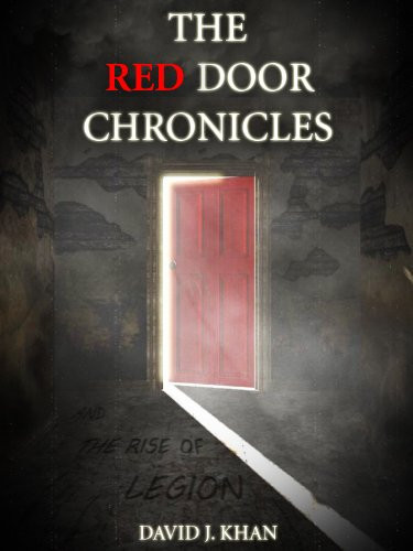 The Red Door Chronicles and the Rise of Legion (TRDC Series Book 3) (English Edition)
