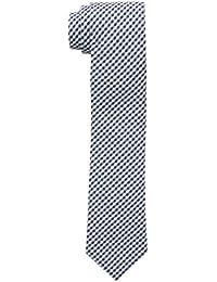 Tommy Hilfiger Men's Micro Gingham Slim Tie