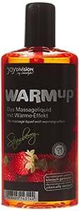 WARMUP Erdbeer Massageöl 150 ml Öl