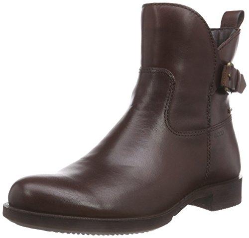 ecco-saunter-bottes-classiques-femme-marron-mink-38-eu