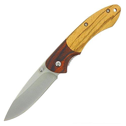 EA-Sporting.de Couteau pekkaw Ood I Couteau de poche Jeu d'extérieur Camping Survival 882