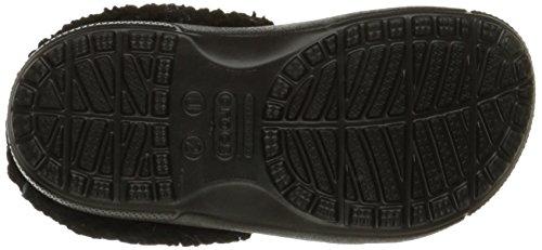Crocs Mammoth EVO Clog Kids, Sabots mixte enfant Noir