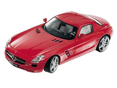 Mondo Motors - 50106R - Véhicule Miniature - Modèle À L'Échelle - Mercedes-Benz Sls Amg - Echelle 1/18