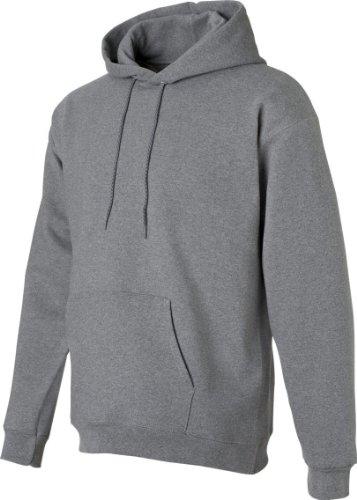 Broken Herz-Symbol auf American Apparel Fine Jersey Shirt Oxford Gray