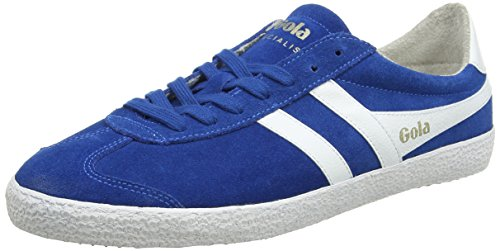 Gola Specialist, Sneakers Basses Homme Bleu (Marine Blue/white Ew Blue)