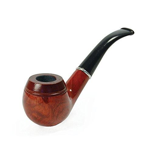 Bristol Novelty BA041 Gentleman Pfeife aus Holz