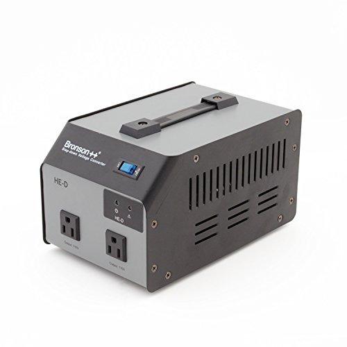 Bronson++ HE-D 800 - 110/120 Volt USA trasformatore di tensione