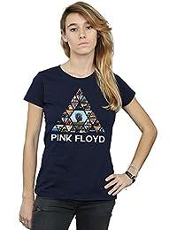 d05478a6c Amazon.es  camisetas pink floyd - Azul   Mujer  Ropa