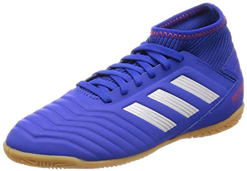 adidas Unisex-Kinder Predator 19.3 In J Fußballschuhe, Mehrfarbig (Multicolor 000), 35 EU