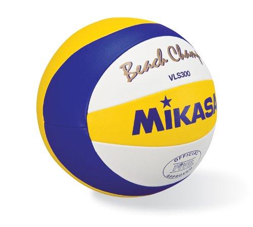 MIKASA VLS300 Volleyball ball Azul, Color blanco, Amarillo balon deportivo - balones deportivos