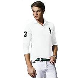 3762712bb0c Ralph Lauren Polo à Manches Longues Big Pony Custom Fit