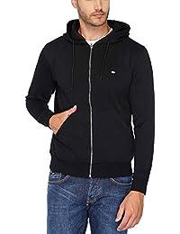 Proline Men's Sweatshirt (202983325_Black_Large)