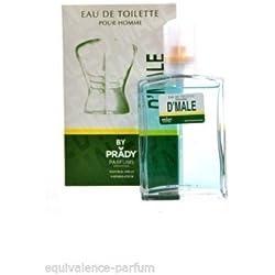 Parfum Homme JP GAULIER 100 ml EDT - Générique Grande Marque