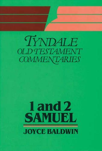 Samuel I and II (Tyndale Old Testament Commentary Series) by Joyce Gertrude Baldwin (1988-11-18)