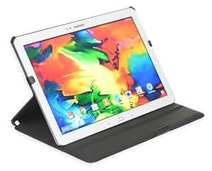 La housse etui Samsung Galaxy Tab Pro (12.2) 'slimfit' noir de Gecko Covers pour la Samsung Galaxy Tab Pro (12.2) Tablette