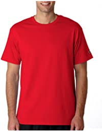 Champion - T-shirt - Homme -  rouge - S