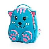 Kids Book Backpack Toddler Children School Bag Zoo Lunch Bag 3D Cute Animal