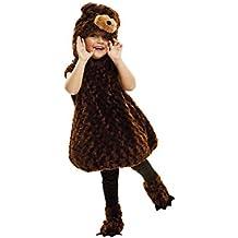 My Other Me - Disfraz de oso de peluche, 5-6 años (Viving Costumes 202398)