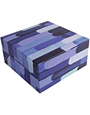 RELIABLE Packaging Blue Cake Box for 1kg Cake - Pack of 5
