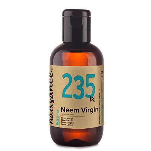 Naissance Neem Virgen - Aceite Vegetal Prensado en Frío 100% Puro - 100ml