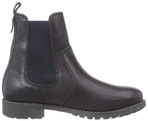 Bisgaard TEX Unisex-Kinder Chelsea Boots Schwarz (23 Indigo)