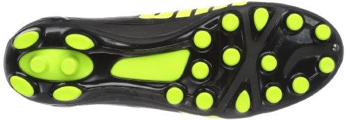 Puma  evoSPEED 2.2 AG, Chaussures de football homme Noir - Schwarz (black-fluo yellow-brilliant blue 01)