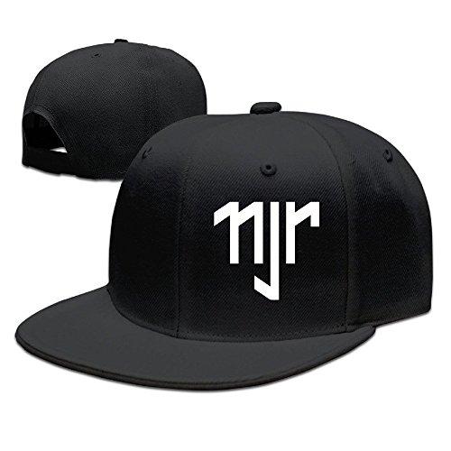 Yhsuk Neymar Unisex Fashion Cool Adjustable Snapback Baseball Cap Hat One Size Black