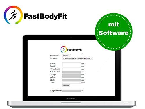 FastBodyFit Körper-Massband - 6