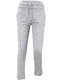 True Face mujeres Skinny Jogging Bottoms Elasticated Waistband Low Rise Joggers