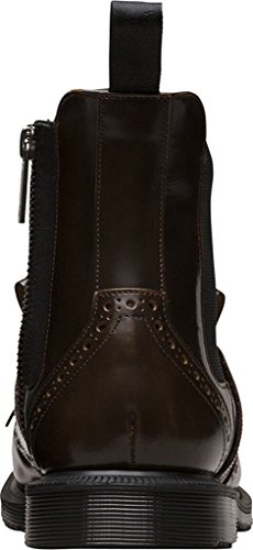 Dr.Martens Womens Tina Arcadia Leather Boots Bronzage