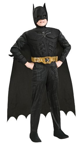 BATMAN DELUXE CHILD LARGE - Racer Boy Kostüm
