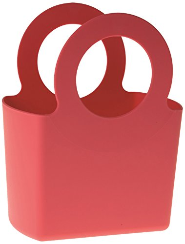 BB-Bag 8833.B11 Sac Cabas Plastique Fraise 16 x 11,4 x 20,1 cm
