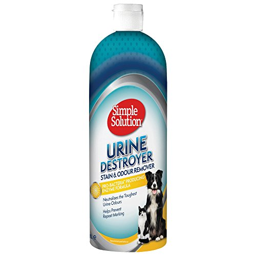 Simple Solution Destructeur D'urine Simple Solution pour Chien - 1 L