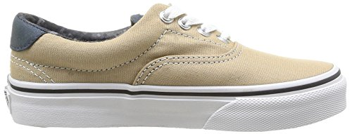 Vans K Era 59, Baskets mode mixte enfant Beige (C L Khaki/Cam)