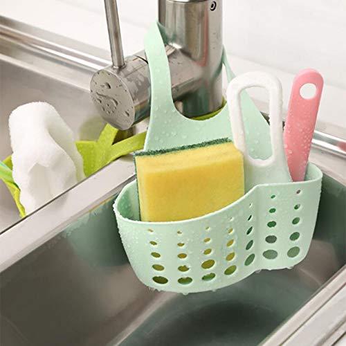 Stale 1 stück tragbare Hause küche hängen abflussbeutel Korb Bad Speicher Werkzeuge sinkenhalter küche zubehör Green