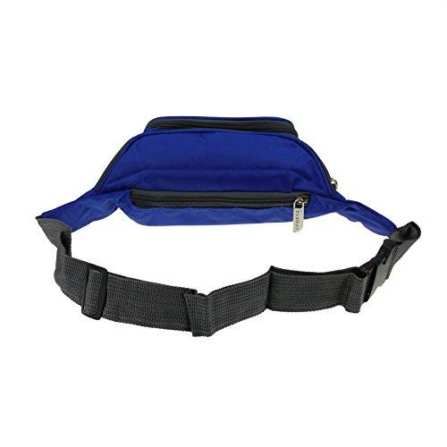 Dammen Herren Brusttasche Brustbeutel Reisetasche modell Geldbörsen Geldbeutel Tasche Freizeit Arbeit Sport Blau