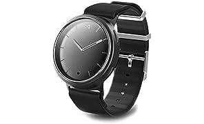 Misfit Phase Hybrid Smart Watch, Schwarz
