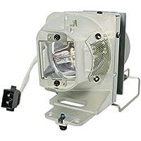 Lampara de Reemplazo con Carcasa AuraBeam Profesional para Proyector Optoma HD28DSE (accionado por Osram)