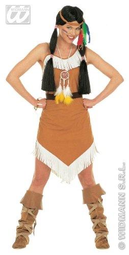 KOSTÜM - COMANCHE - Größe 34/36 (Comanche Kostüme)