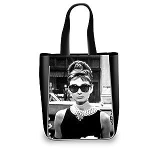 Bolso Cabas - Audrey Hepburn - Shopping Bag - Diamonds de Audrey Hepburn