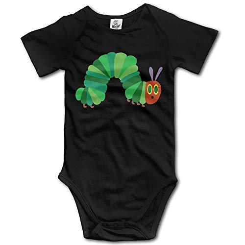 The Very Hungry Caterpillar Baby Girls/Boys Short Sleeve Bodysuit Onesies 12 Months New Mens Caterpillar