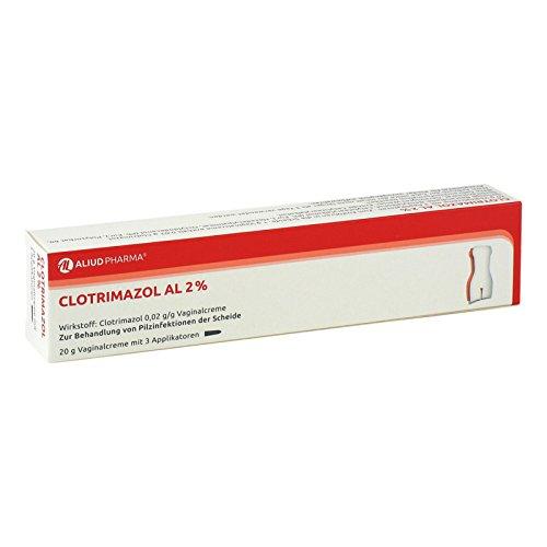 Clotrimazol AL 2% 20 g -
