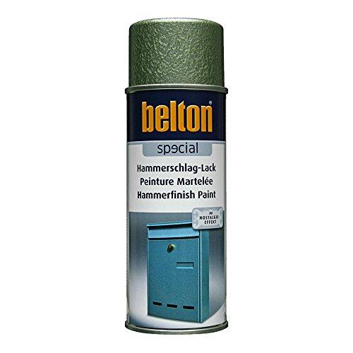 Preisvergleich Produktbild Kwasny 323 005 BELTON SPECIAL Hammerschlag-Lack grün 400ml