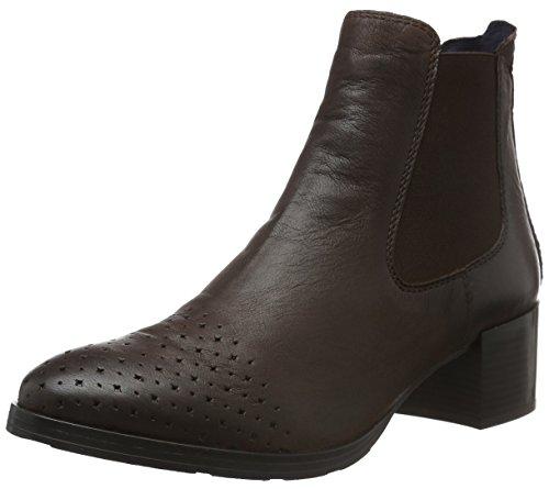 Tamaris Damen 253 Chelsea Boots Braun (Cafe 361)