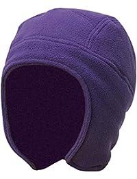 Sodhue Unisex Spessa Cappello Invernale Antivento con Paraorecchie Caldo  per Bicicletta Anti-Vento Sciare Pattinando 5523e927a73d